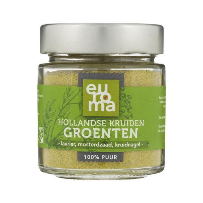 Euroma Hollandse groentekruiden (62g)