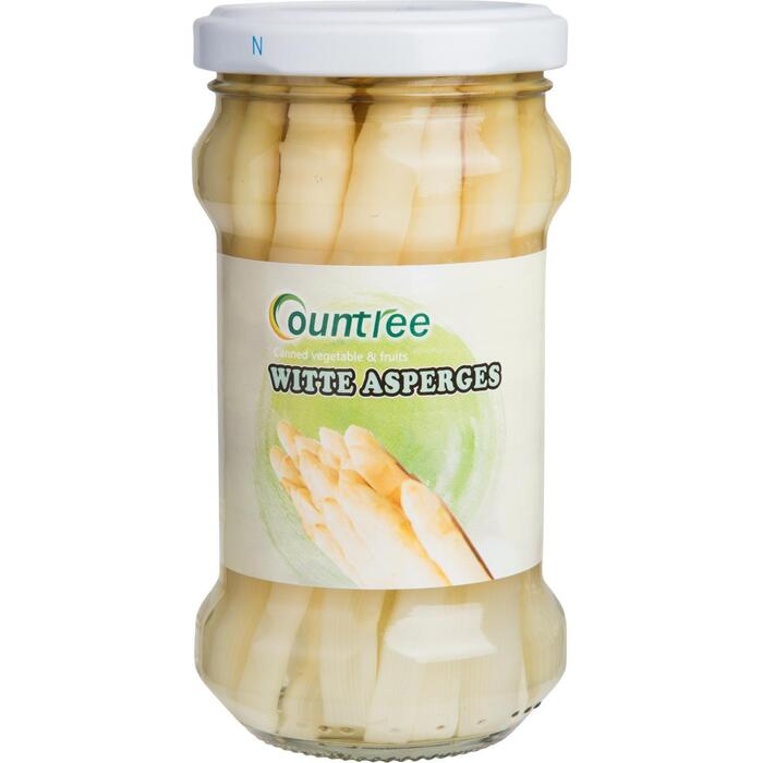 Country Witte asperges (190g)