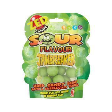 Jawbreakers Shape bag sour (132g)