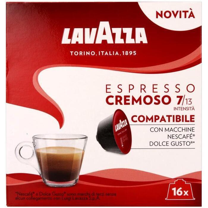 Lavazza Espresso cremoso dolce gusto