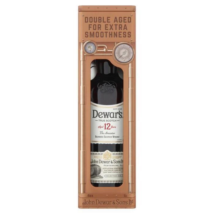 Dewar's 12 Year Blended Whisky 700ml (rol, 0.7L)