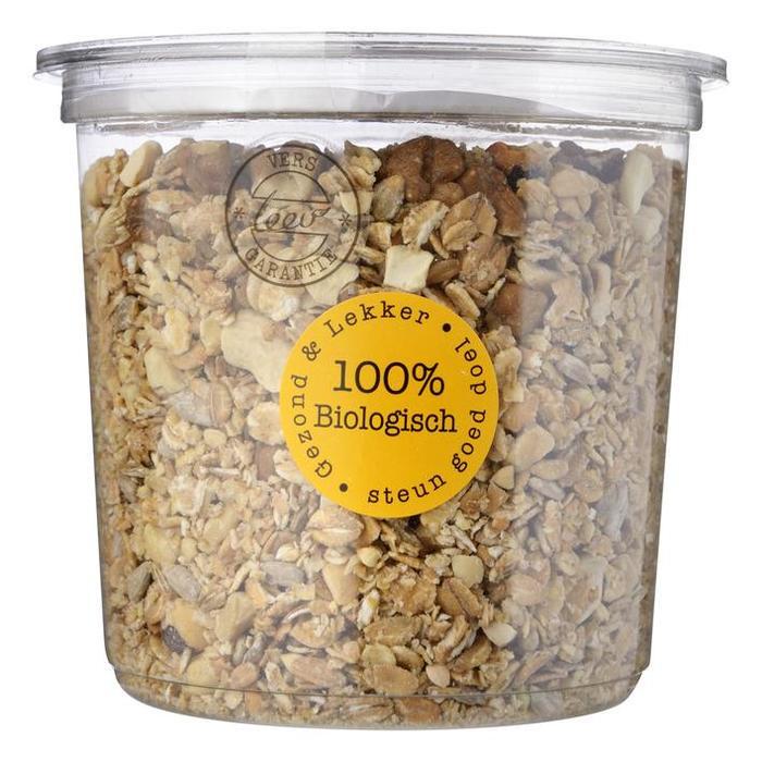 Geroosterde oergranen granola-spelt (375g)