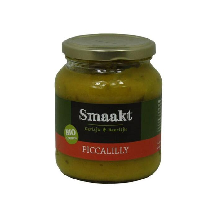 Piccalilly (pot, 37cl)