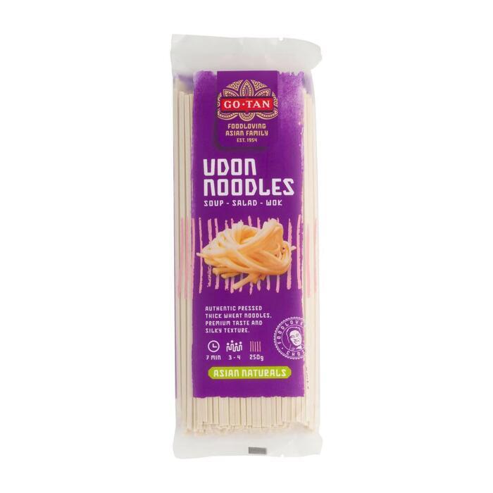 Go-Tan Udon noodles (250g)