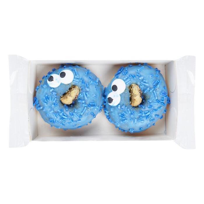 AH Cookiemonster donut