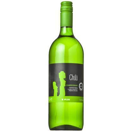 Huiswijn Chardonnay Chili (rol, 1L)