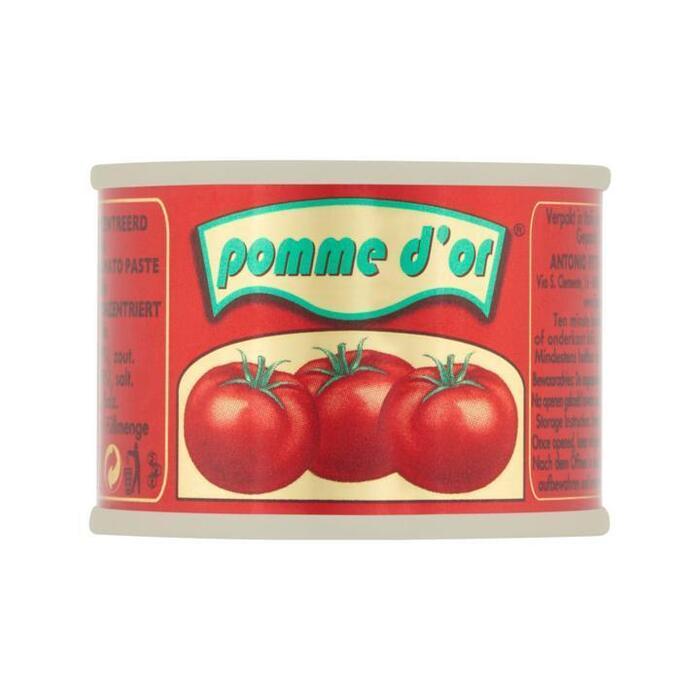 Pomme d'Or Geconcentreerde Tomatenpuree 70 g (70g)