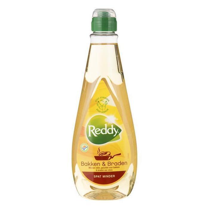 Reddy Bak en braadolie (0.5L)