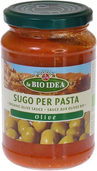 Sugo Per Pasta olive (pot, 340g)