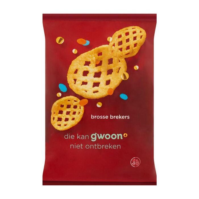 g'woon Brosse breker (125g)