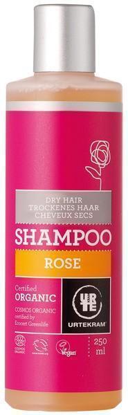 Rozen shampoo droog haar (250ml)