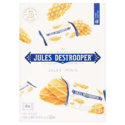 Jules Destrooper Mini's (126g)