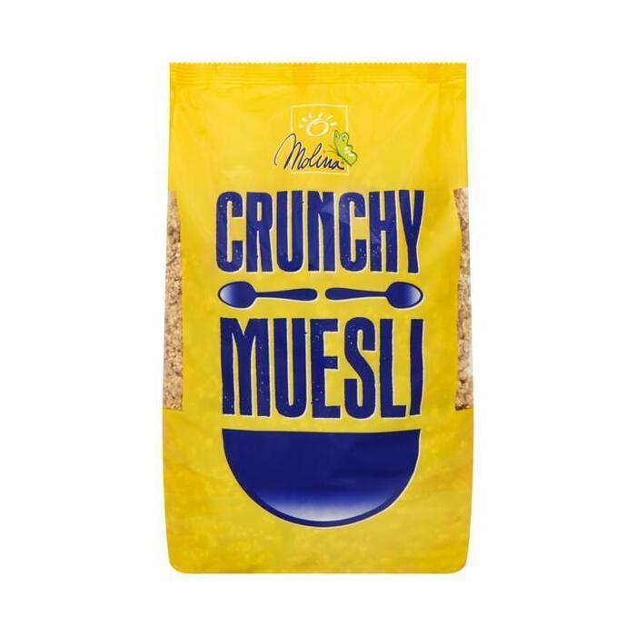 Crunchy Muesli (pak, 1kg)