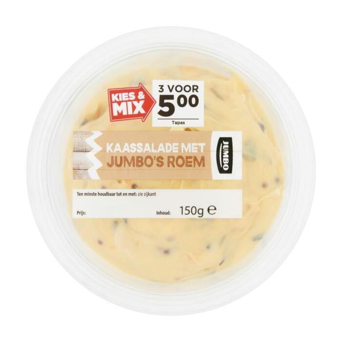 Kaassalade met Jumbo's Roem (bak, 150g)
