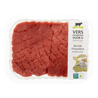 Beter leven biefstuk 2st (270g)