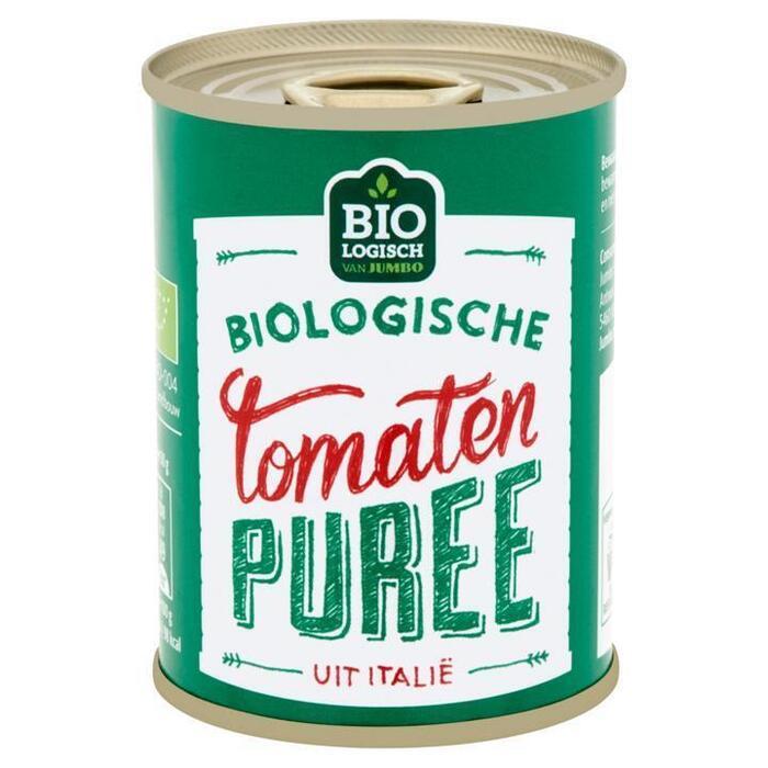 Jumbo Biologische Tomatenpuree 140 g (140g)