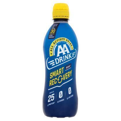 AA Drink Smart Recovery (rol, 50 × 0.5L)