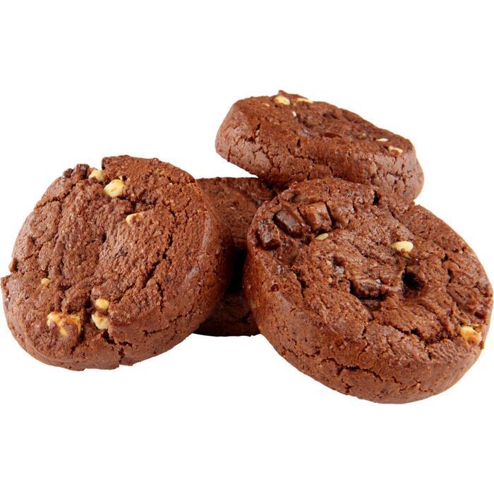 Margarine American cookie triple chocolate (90g)