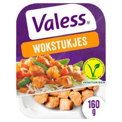 Valess Vega wokstukjes (160g)