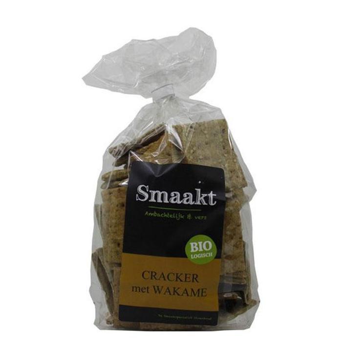 Crackers met wakame (250g)