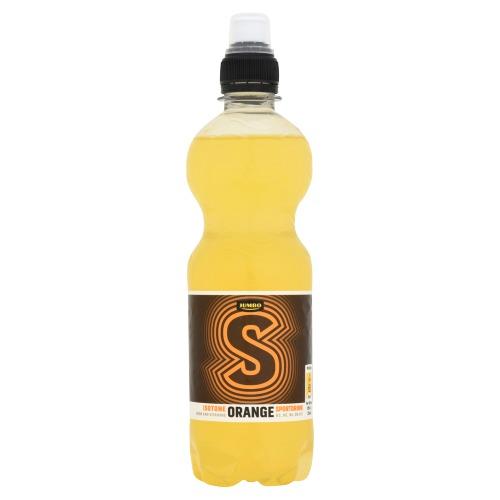 Jumbo Isotone Sportdrink Orange 500 ml (0.5L)