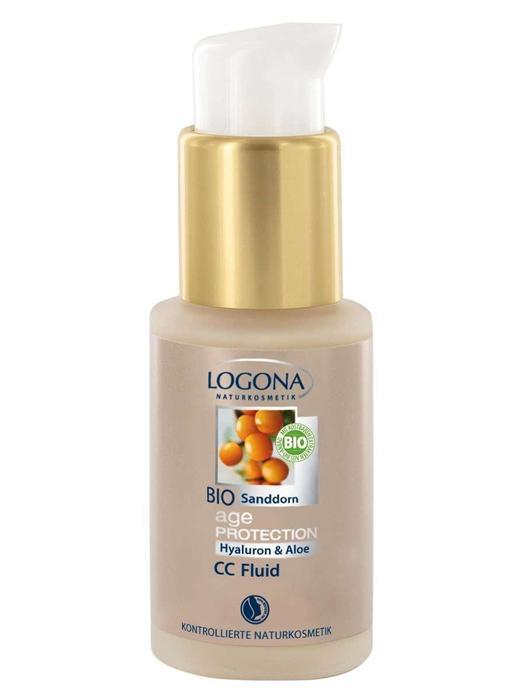 Age Protection CC Fluid 8in1 Logona 30ml (30ml)