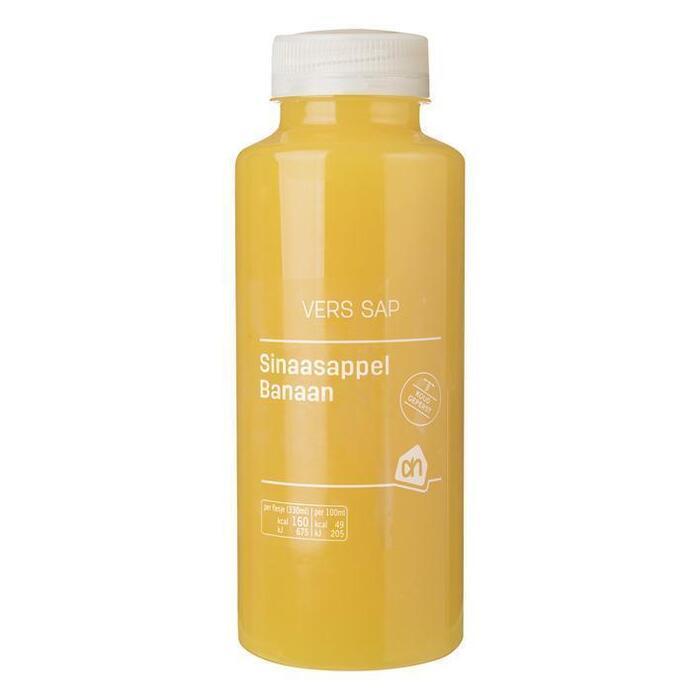 AH Sap sinaasappel banaan (33cl)