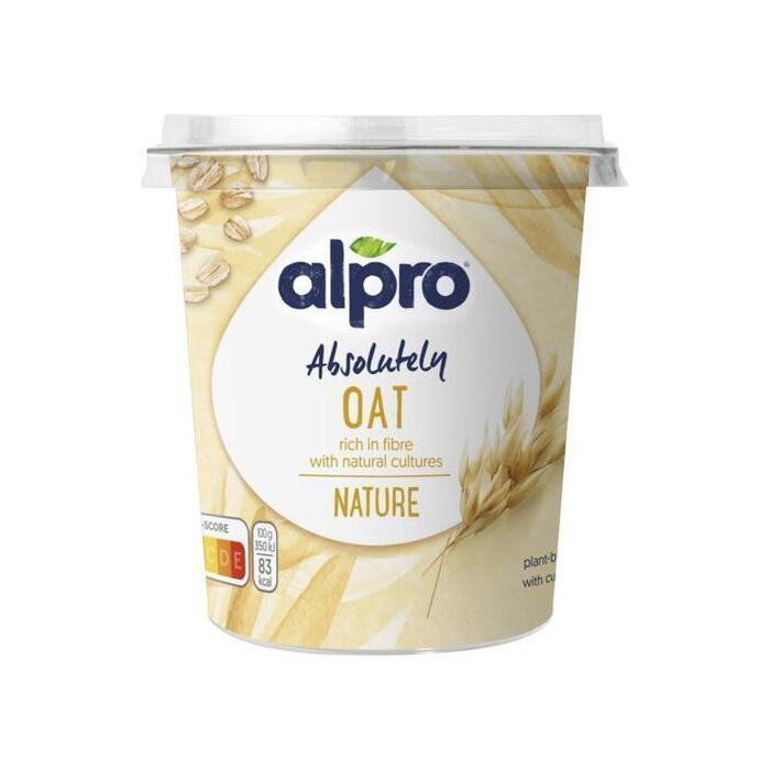Alpro Absolutely oat naturel (350g)