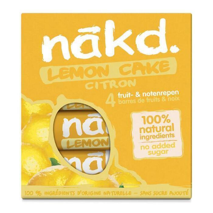 Nakd Lemon drizzle (35g)