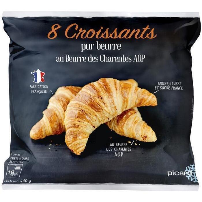 Picard Croissants (8 × 55g)
