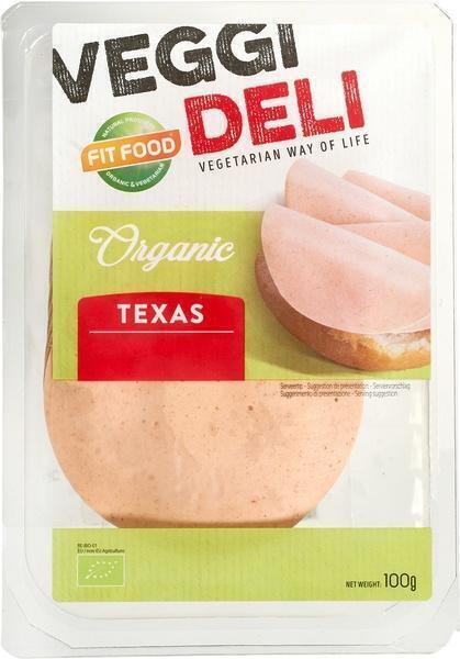 Texas Vegetarian Vegetarisch Broodbeleg (100g)