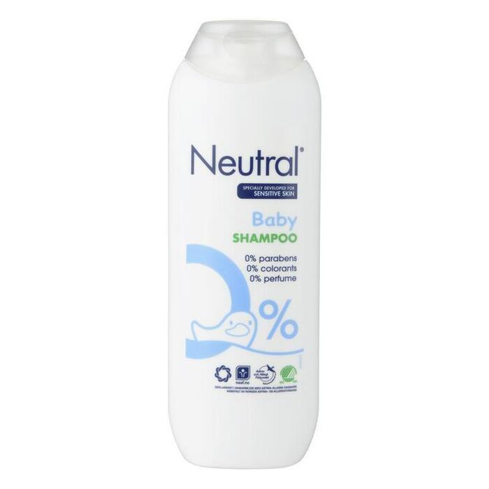 Neutral Baby Shampoo Parfumvrij 250ml (250ml)