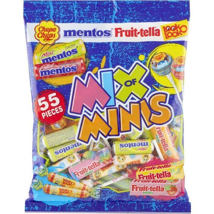 Mix of mini's (508g)