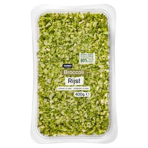 Jumbo Broccoli Rijst 400 g (400g)