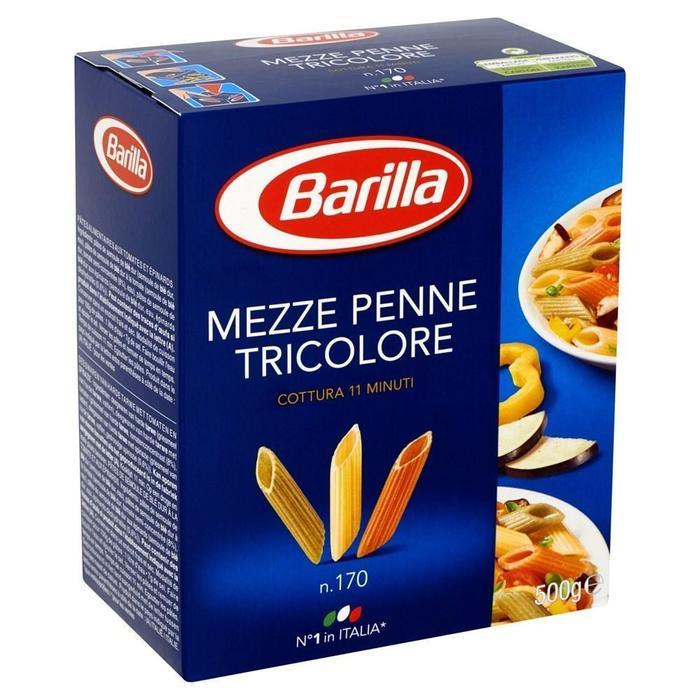 Mezze P. Tricolore N.170 500 gr. (500g)