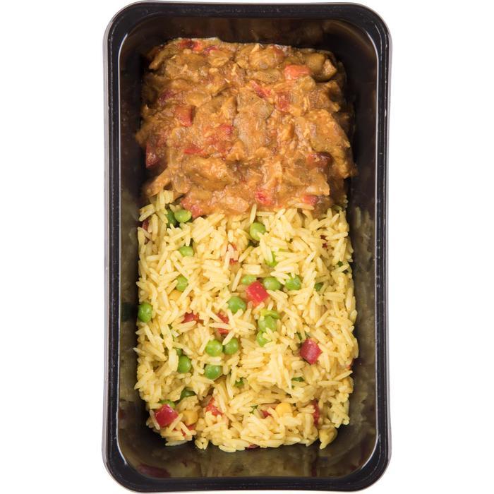 Kip Tandoori met gevulde gele rijst 450gr (450g)