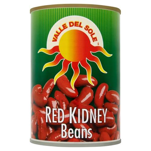 Red Kidney Beans (blik, 400g)