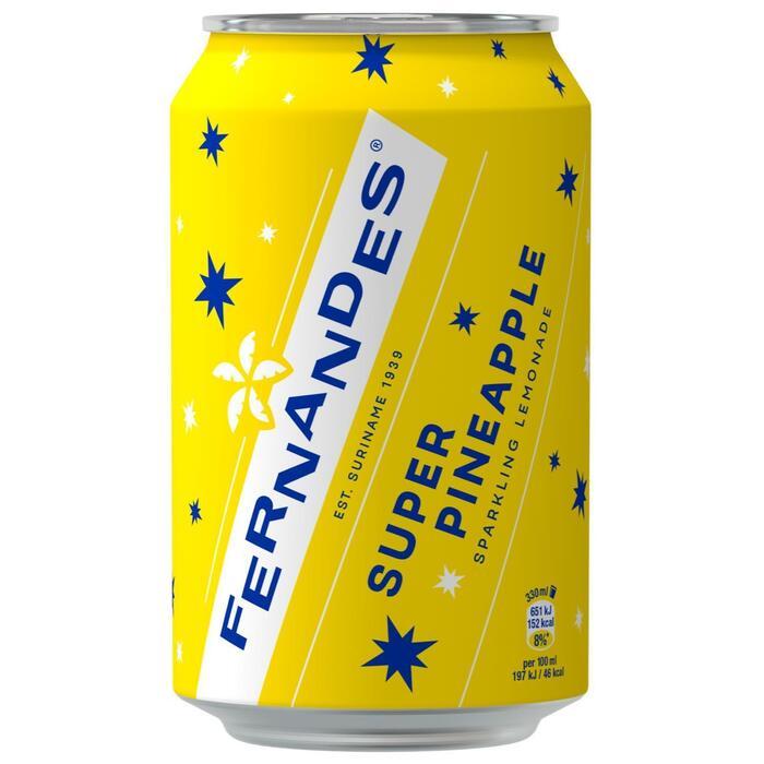 Fernandes Super Pineapple (rol, 33 × 33cl)
