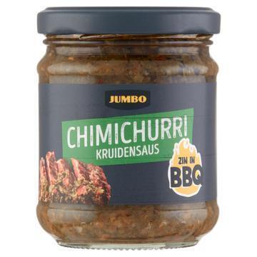 Jumbo Chimichurri Kruidensaus 180 g (180g)