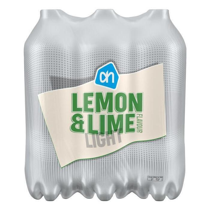 AH Lemon lime light (6 × 1.5L)