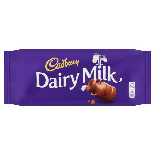 Cadbury Dairy Milk 110 g (110g)