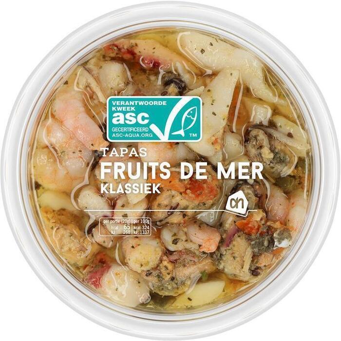 AH Fruits de mer klassiek (100g)