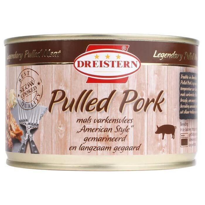 Dreistern Pulled pork (400g)
