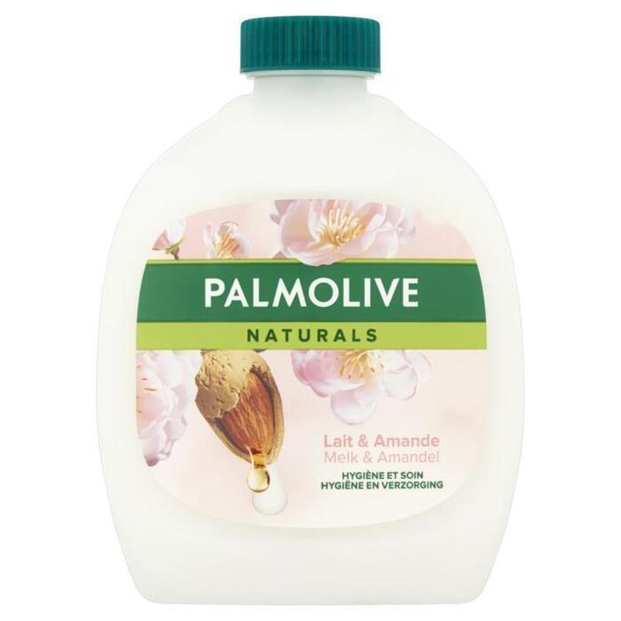 Palmolive Naturals amandel handzeep navulling (30cl)