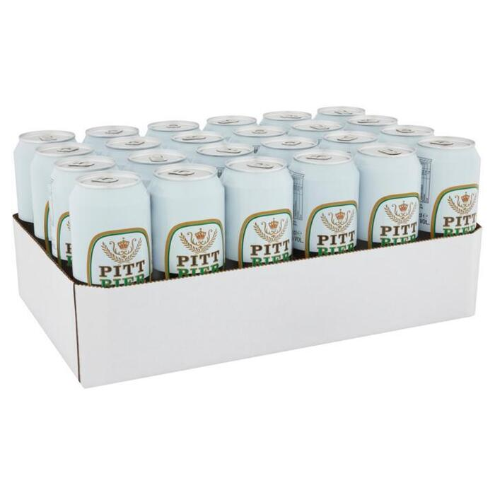 Pitt Bier Blikken 24 x 50cl (24 × 0.5L)