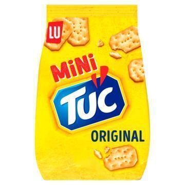 Tuc mini-bites original (100g)
