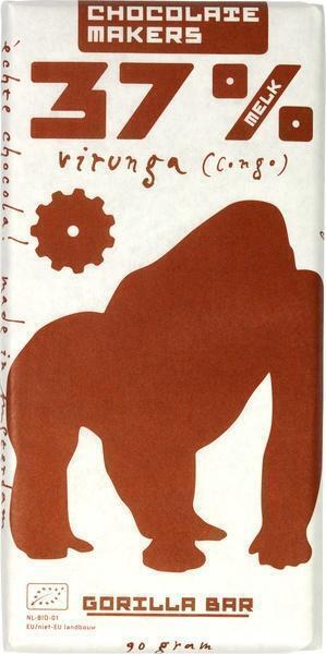 Melk 37% Virunga Cacao (90g)
