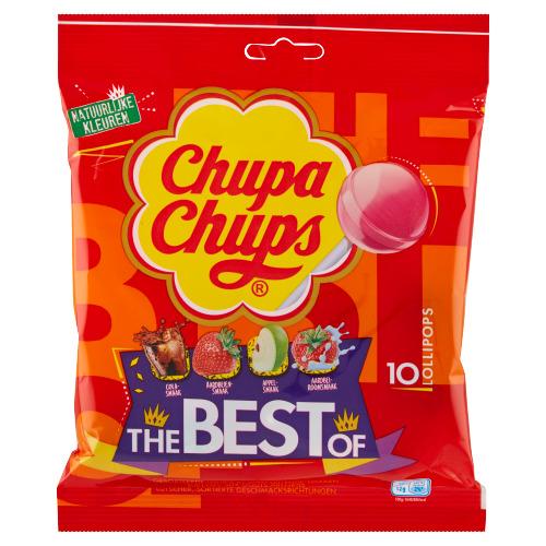 CHUPA CHUPS   Lollies 120 GR Zak (120g)