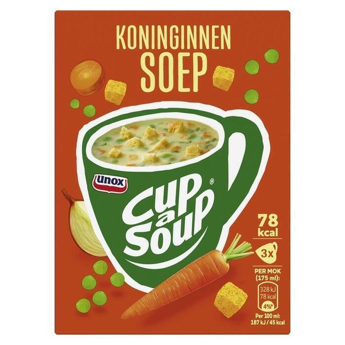 Unox Cup-a- soup koninginnensoep (3 × 16g)