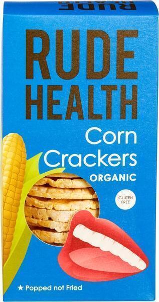 Maïs crackers (130g)
